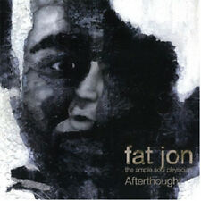 FAT JON - AFTERTHOUGHT 1CD BRAND NEW SEALED