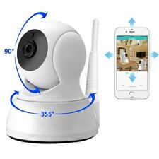 IP Camera Home Security Two Way Audio HD 720P Wireless Mini Camera 1MP Night