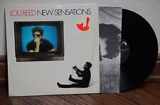 Lou Reed-New Sensations (VG+)