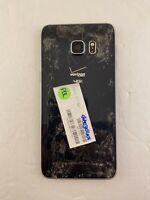 Samsung Galaxy S6 edge+ SM-G928 - 32GB - Black Sapphire (Verizon) Smartphone