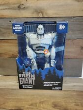 "The Iron Giant Walking Motion Light Up 15"" Action Figure A New"