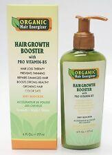 Hair Growth Booster Organic Hair Energizer Pro Vitamin-B5 6oz./177ml.  NiB!