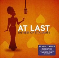 Etta James - At Last  The Best Of Etta James [CD]