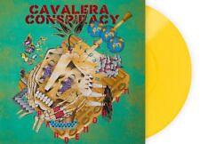 CAVALERA CONSPIRACY SEPULTURA PANDEMONIUM LP *RARE* YELLOW VINYL 100 COPIES! New