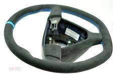 OEM Porsche 997 987 911 Cayman Boxster flat bottom Alcantara steering wheel