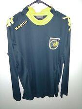 Central Coast Mariners Kappa Goalkeeper Training Jersey / Shirt Size L Mens