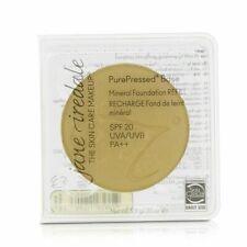 jane iredale PurePressed Base Mineral Foundation Refill, Warm Sienna - 9.9g