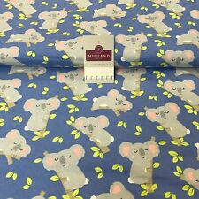 Fat Quarter vestige rideau tissu épais coton 45 cm x 45 cm imprimé Floral O Crème