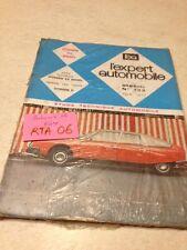 Revue Technique Expert Automobile  Citroën CX diesel édition 77