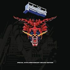 JUDAS PRIEST DEFENDERS OF THE FAITH 30th ANNIVERSARY DELUXE EDITION 3 CD