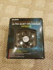 Ultra quiet CPU cooler ZALMAN CNPS8000