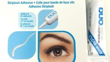 New Duo Striplash Eyelash Glue Clear White UK Stock