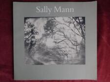 SALLY MANN: MOTHER LAND, LANDSCAPES of GEORGIA & VIRGINIA/RARE 1997 SIGNED, $350
