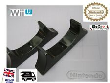 Original Official Nintendo Wii U Console Vertical Stands x2  - WUP-009 for WiiU