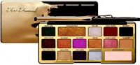 Too Faced Chocolate Gold Metallic Matte Eyeshadow Palette ~ Limited Edition ~NIB
