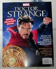 DOCTOR STRANGE Official Collectors Edition MARVEL MASTER MYSTIC ART Behind Scene