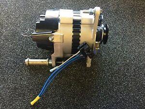 TRIUMPH GENERATOR TO ALTERNATOR KIT  Bosch 75 Amp