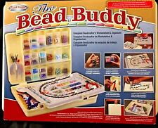 New Bead Buddy storage organizer & jewelry making measuring mat & work station
