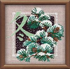 """Winter Cross Stitch Kit ( Riolis 814) 7.75"""" x 7.75"""""""