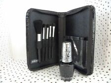 Your Best Friend ybf  MAKE UP BRUSH SET in Carry Case 5 BRUSHES w/FREE OPI  NEW@