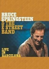 Bruce Springsteen And The E Street Band - Live In Barcelona (DVD, 2003) R - 2,4