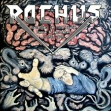 "Rochus ""Haunting In Your Brain (1988-1990)"" CD [GDR THRASH METAL]"