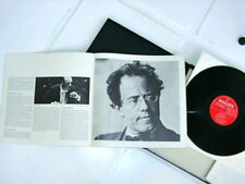 VINTAGE MAHLER SYMPHONY 2 BERNARD HAITINK CONCERTGEBOUW 2 LP HOLLAND IMPORT 1968
