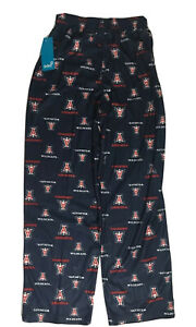 Arizona Wildcats Blue Pajama Pants Boys size XL 18/20