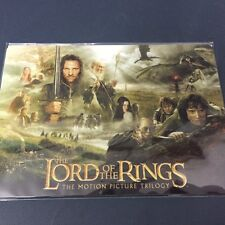 LORD of the RINGS Japan mega-POSTCARD SEALED SET CINEMA sold ONLY The Hobbit
