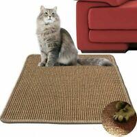 Cat Scratching Mat Natural Sisal Felt Durable Cat Scratcher Sisal Scratching Pad