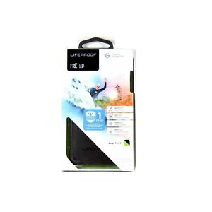 LIFEPROOF FRE CASE FOR GOOGLE PIXEL 2 SHOCK SNOW WATER PROOF GREEN BLK 77-56092