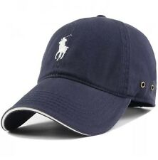 Polo by Ralph Lauren Pony Béisbol Golf tapa de un tamaño ajustable