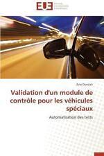 Validation d'un Module de Controle Pour les Vehicules Speciaux by Oueslati...
