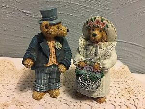 Joan 1st Edition Teddy Bear Figurines Teddys & Toys