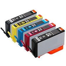 5 Pack HP 564XL Ink Cartridges For Photosmart 6510 6520 7510 7520 Printer