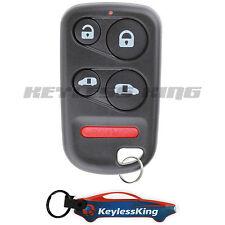 Replacement for 1999-2000 Honda Odyssey Key Fob Keyless Entry Car Remote 5btn