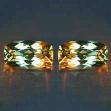 1.96Cts~Flawless~Matching Pair~100 % NATURAL COLOR CHANGE  DIASPORE_TURKEY