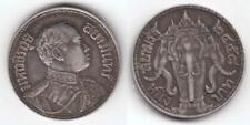 Thailand -  Siam   Rama VI   Baht 1916  Rama VI  gut ss