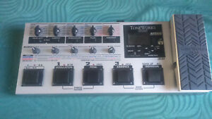 Korg AX1500 Multi Effect Pedal -->Classic MultiFX - Huge array of tones<--