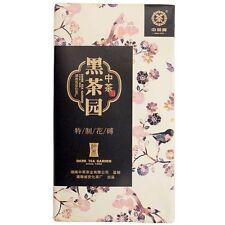 1000g brick Chinatea Anhua drak tea black tea Flower FuZhuan Year 2013
