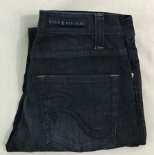 ROCK & REPUBLIC Women's Denim Jeans Size 6 M BERLIN Medium Color