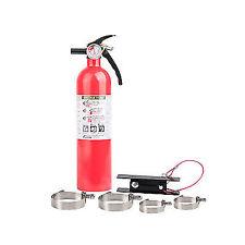 Tusk UTV Fire Extinguisher Kit Fits: Polaris RZR 800 S 900 Trail XC 1000 XP XP4