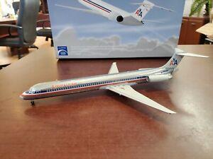 Rare Hogan American Airlines MD90 N9626F 1:200 DieCast Plane *WRONG BOX*