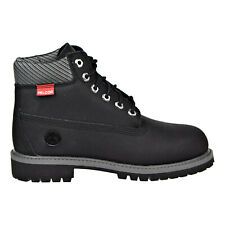 Timberland 6' Premium Helcor Relief Little Kid's Shoes Black TB0A1A7Z
