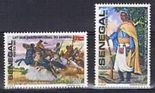Senegal postfris 1982 MNH 753-754 - Heros national (p345)