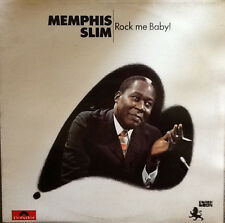 Memphis Slim - Rock Me Baby! [New CD]