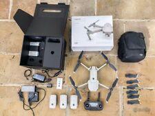DJI Mavic Pro PLATINUM Fly More Combo Drone Quadricottero - Grigio - In Vendita