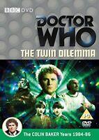 Doctor Who - The Twin Dilemma [DVD] [1984][Region 2]