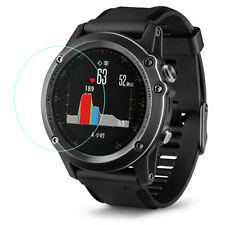 New Premium Tempered Glass Film Clear Screen Protector for GARMIN Fenix3 HR