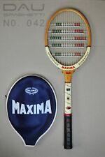 *MAXIMA Torneo S-flex* SPAGHETTI Vilbisburger double strung racket Italy UNIQUE